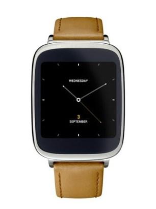ASUS ZenWatch Smartwatch ASUS ZenWatch, el reloj inteligente de ASUS es anunciado en IFA 2014