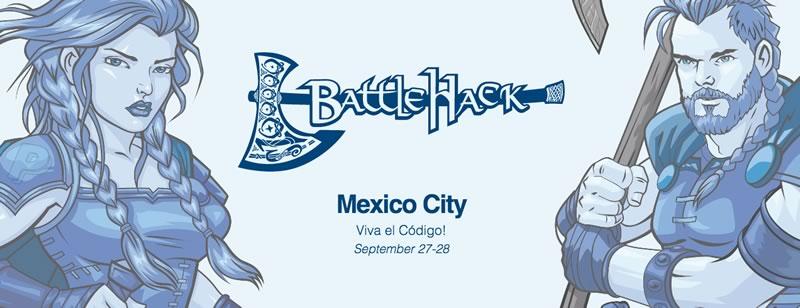 Battle Hack México es presentado por Paypal - Battle-Hack-Mexico
