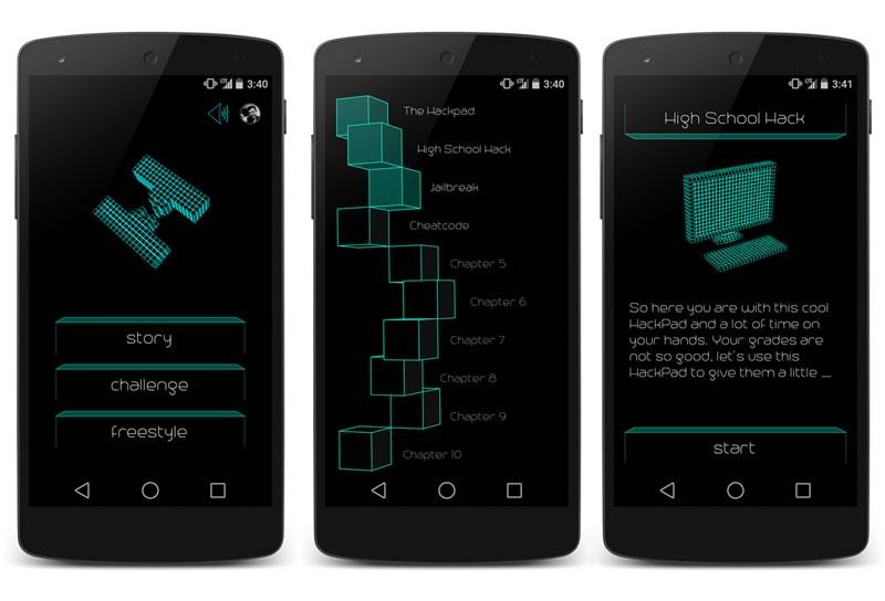 Hacked, el juego de android para programadores - Hacked-juego-de-programacion