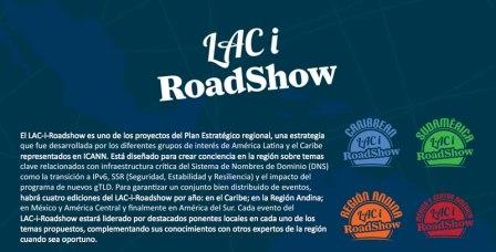 ICANN realizará el LAC-i Roadshow 2014 en México