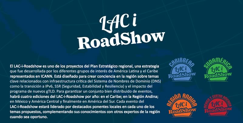 ICANN realizará el LAC-i Roadshow 2014 en México - ICANN-LAC-i-Roadshow