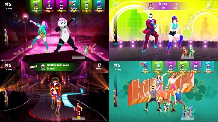 Just Dance Now, la versión de Just Dance para smartphones