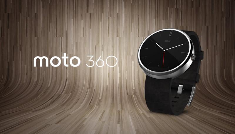 Moto 360 Smartwatch Motorola Conoce el Moto 360, el smartwatch de Motorola que desearas tener
