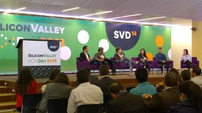 Así se vivió el primer Silicon Valley Day en México - Panel-La-cultura-emprendedora-de-Silicon-Valley-en-Mexico