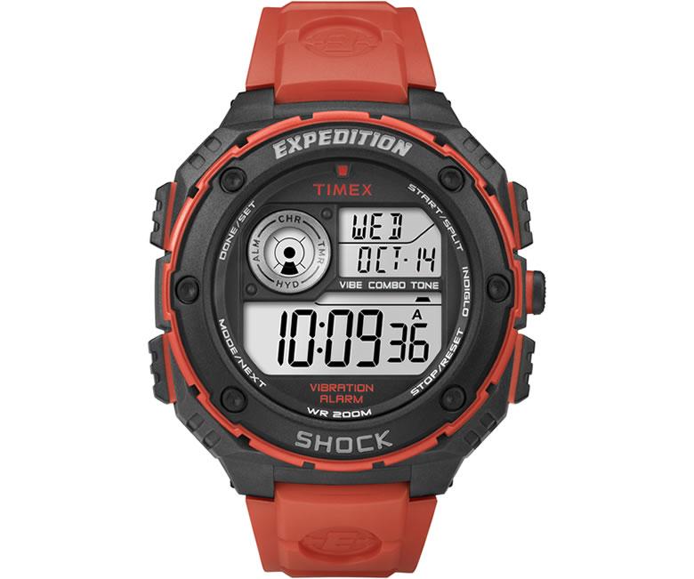 TIMEX VIBE SHOCK, el reloj todo terreno - TIMEX-VIBE-SHOCK