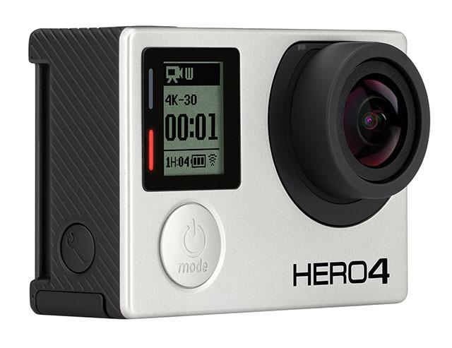 GoPro HERO4 es la nueva versión de la cámara de acción más famosa dle mundo - go-pro-hero-black