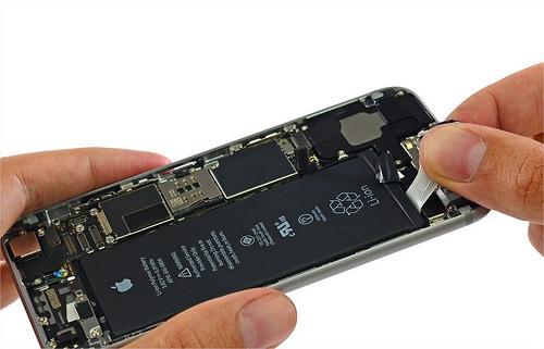 ¿Cuánto gana Apple por cada iPhone 6? - iphone-6-desarmado