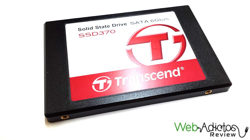 Disco SSD Transcend SSD370 32GB [Reseña]
