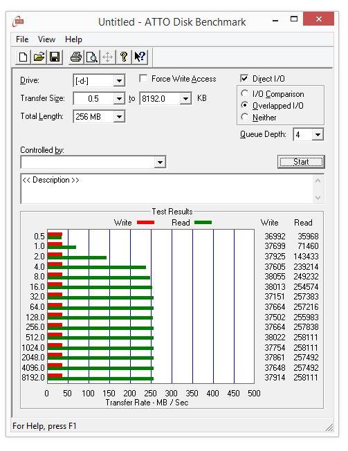 Disco SSD Transcend SSD370 32GB [Reseña] - 122