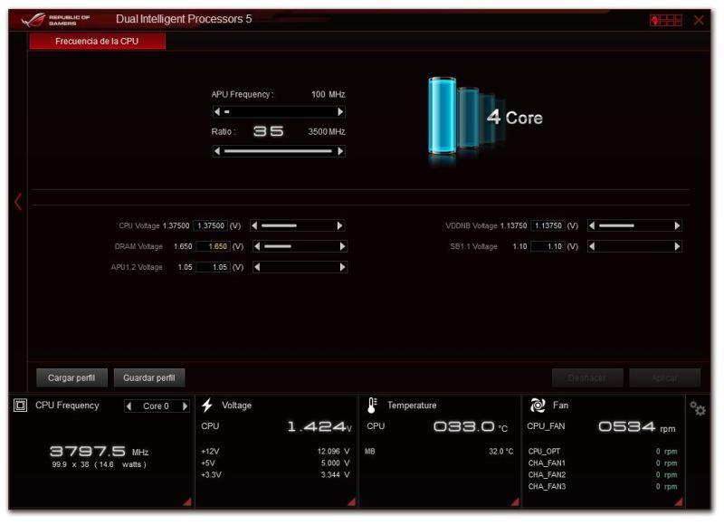 ASUS Crossblade Ranger, primera tarjeta AMD FM2+ ROG [Reseña] - 16-800x580