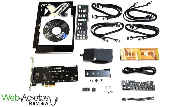 Motherboard ASUS X99 Deluxe [Reseña] - 41-800x450