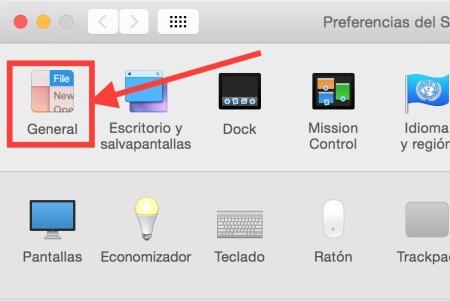 Cómo activar el modo Oscuro (Dark Mode) en OS X Yosemite - Activar-modo-oscuro-os-x-yosemite-2-450x301