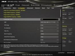 Motherboard ASUS X99 Deluxe [Reseña] - BIOS-31