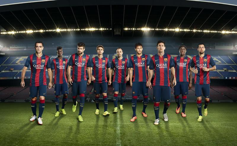 Barcelona vs Eibar, Jornada 8 Liga BBVA 2014 - 2015 - Barcelona-vs-Eibar-en-vivo-J8-2014