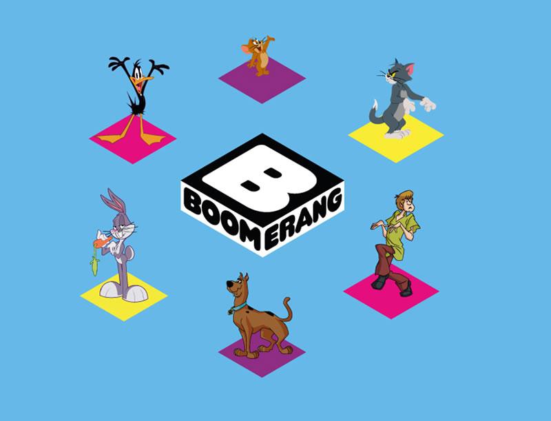 Boomerang, el canal infantil se renueva - Canal-Boomerang