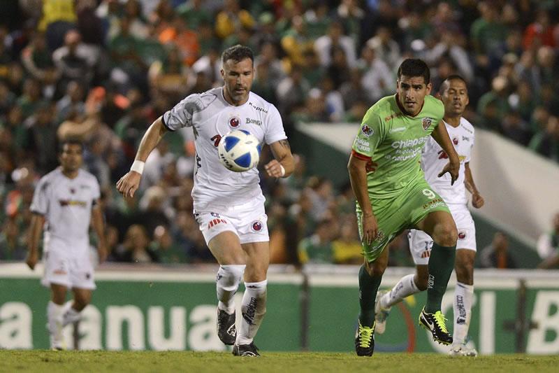 Chiapas vs Veracruz, Jornada 14 del Apertura 2014 - Chiapas-vs-Veracruz-en-vivo-Apertura-2014