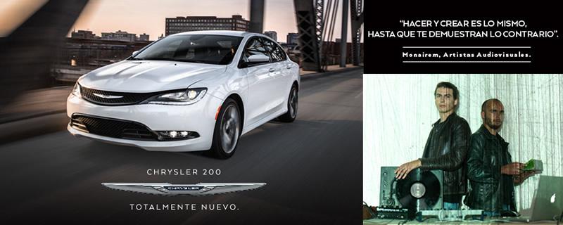 El nuevo Chrysler 200 2015 inspira a Monairem - Chrysler-200-2015-Monairem