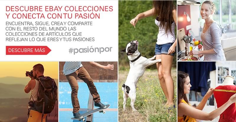 eBay ahora te permite crear colecciones en su sitio - Colecciones-eBay-Mexico