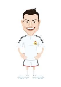 Lanzan Real Madrid Trivia Fans ¿Qué tan fan del Real Madrid eres? - Cristiano-Ronaldo-Real-Madrid