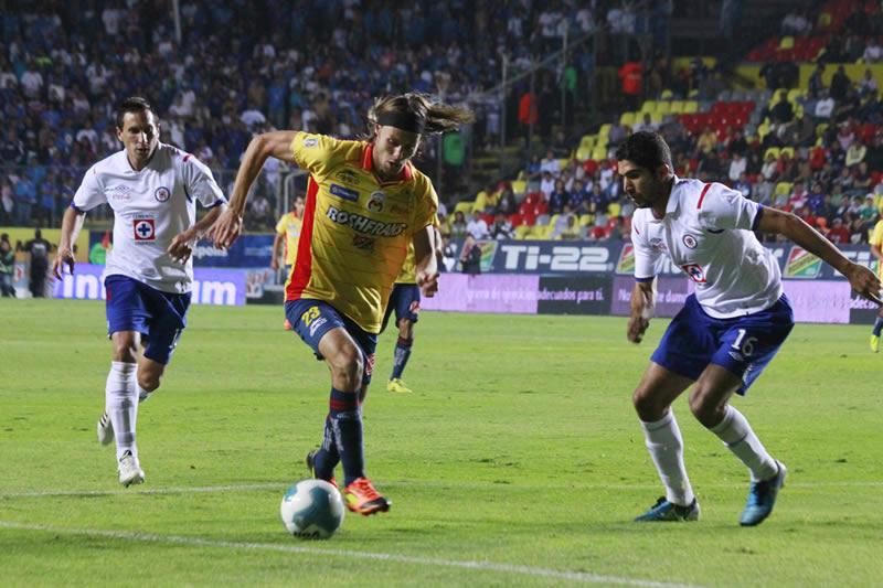 Cruz Azul vs Morelia, Jornada 14 del Apertura 2014 - Cruz-Azul-vs-Morelia-en-vivo-Apertura-2014