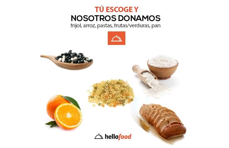 HelloFood realizará donativos de comida este día mundial de la alimentación y tu puedes ayudar - Donativos-de-Comida-HelloFood-Dia-Mundial-de-la-Alimentacion