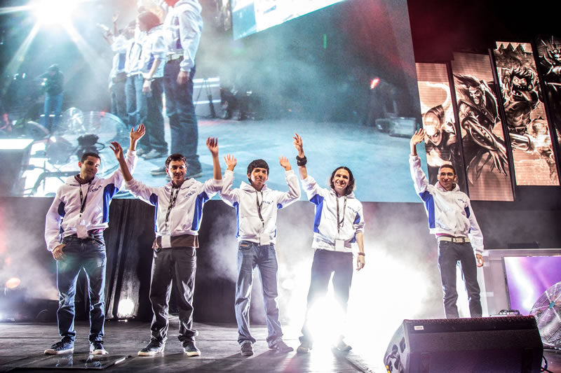 La final de la Copa Latinoamérica League of Legends se jugará en México - Final-League-of-Legends-2014
