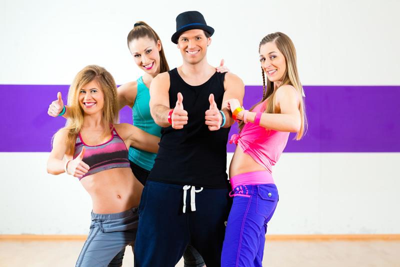 Fit Dance: Cuando el baile se convierte en un deporte - Fit-Dance-Rebook