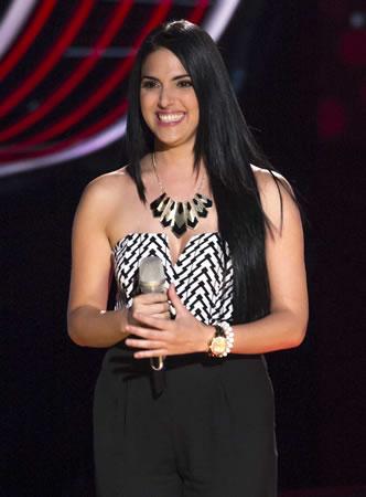 Esto pasó en La Voz México 2014 en su quinta noche de audiciones - La-Voz-Mexico-2014-Marilolis