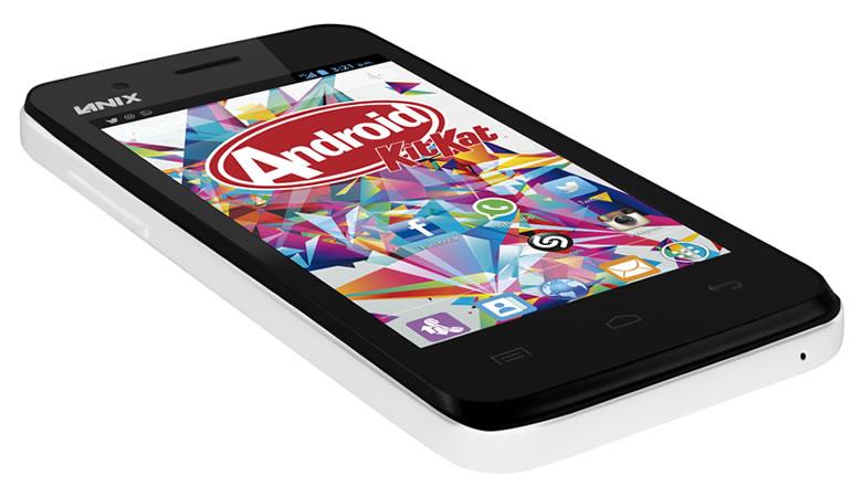 Lanix lanza 4 smartphones con procesadores MediaTek de 2 y 4 núcleos - Lanix-ilium-S130