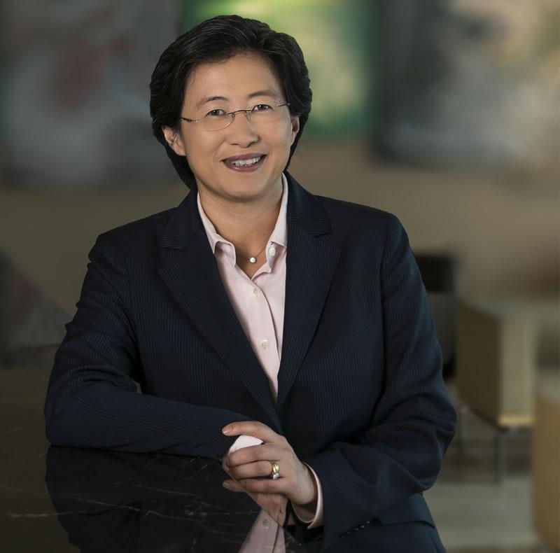 AMD nombra a Lisa Su como nuevo presidente y CEO - Lisa-Su-CEO-AMD