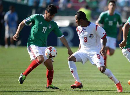México vs Panamá, Amistoso Internacional 2014