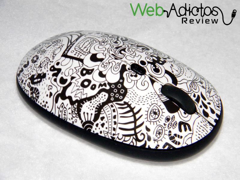 Workmate de Acteck un Mouse inalámbrico con estilo - Mouse-Workmate-de-Acteck-2368