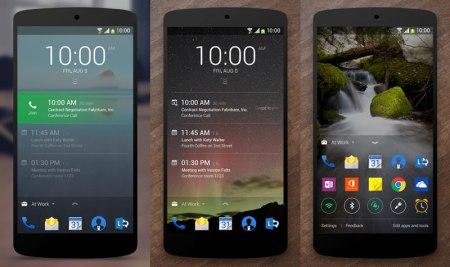 Next Lock Screen, la pantalla de bloqueo de Microsoft para Android