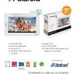 Polaroid presenta sus nuevas tablets y TV - Polaroid_Ficha_Tecnica_PMID703GK-page-001