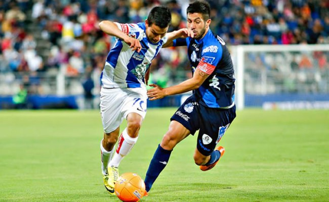 Puebla Vs Pachuca Jornada 15 Del Apertura 2014