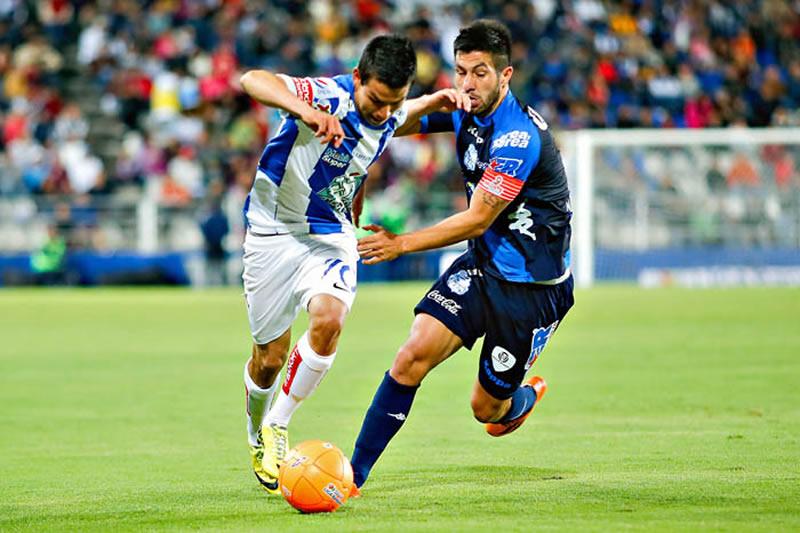 Puebla vs Pachuca, Jornada 15 del Apertura 2014 - Puebla-vs-Pachuca-en-vivo-Apertura-2014