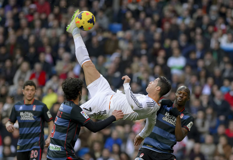 Real Madrid vs Granada, Jornada 10 Liga BBVA - Real-Madrid-vs-Granada-en-vivo-Apertura-2014