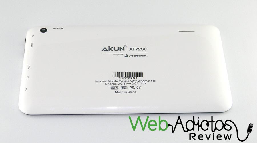 Tablet Aikun AT723C de Acteck, una tablet económica con Android KitKat - Tablet-Aikun-AT723C-WebAdictos-Review-7