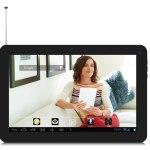 Polaroid presenta sus nuevas tablets y TV - Tablet-Polaroid-PMID1000DC_Front