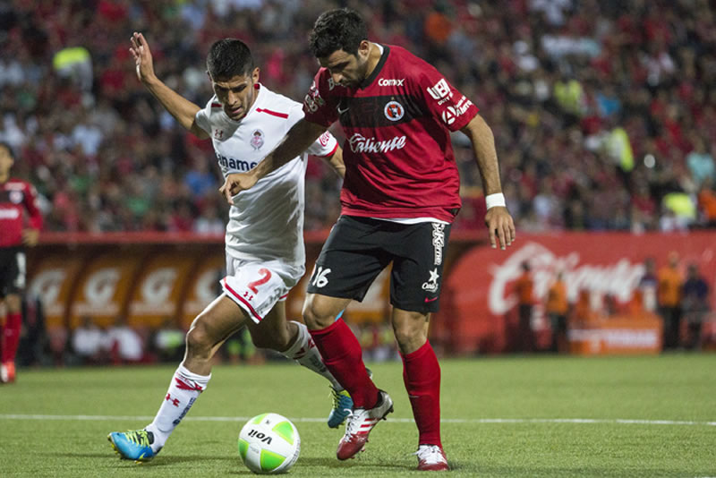 Toluca vs Tijuana, Jornada 15 del Apertura 2014 - Toluca-vs-Tijuana-en-vivo-Apertura-2014