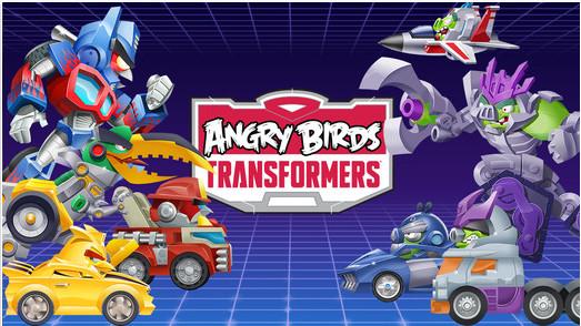 Angry Birds Transformers ya disponible para iOS - angry-birds-transformers-para-ios