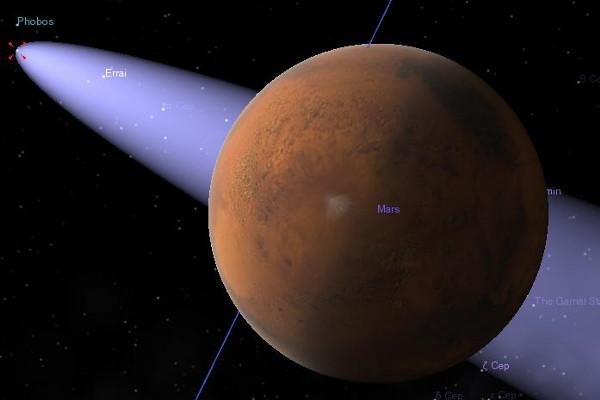 Cometa Siding Spring pasará muy cerca de Marte - cometa-Siding-Spring