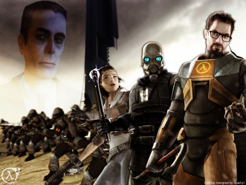 Top 10 de las mejores secuelas en videojuegos - half-life-2