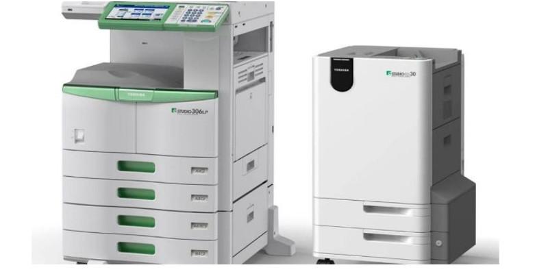 Toshiba presenta en México impresora que borra y reutiliza papel - impresora-que-borra