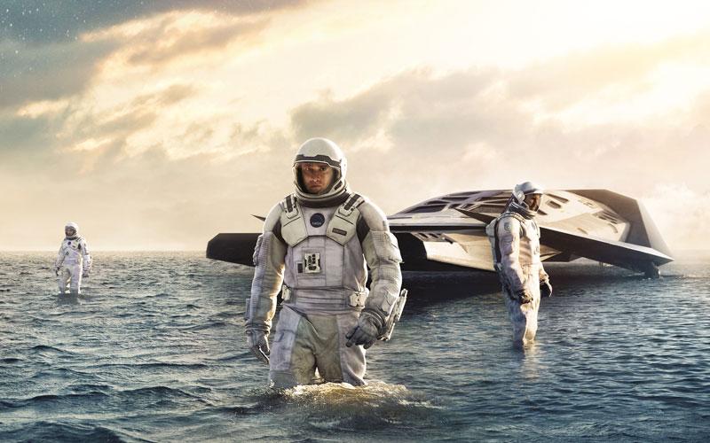 Nuevo tráiler de Interestelar, la espectacular película de Christopher Nolan - interestelar