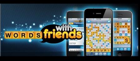Lanzan Words With Friends en modo Offline