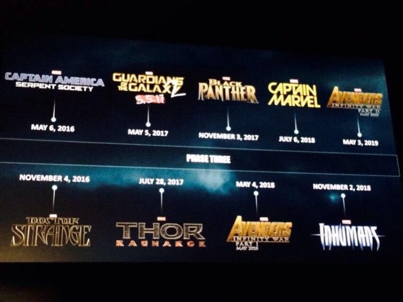 """Marvel anuncia nombre y fechas de estreno de las películas de su """"Fase 3"""" - mavel-fase-3-800x600"""
