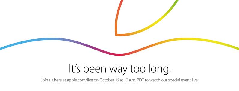 Ve la presentación de las nuevas iPad en vivo por streaming este 16 de octubre - presentacion-nuevas-ipad-evento-apple-en-vivo