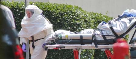 Samsung donará 3000 teléfonos a la lucha contra el ébola