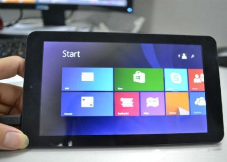 Anunciadas nuevas tablets con Windows 8.1 desde $65 dólares